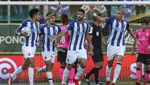 Tondela 1-3 FC Porto