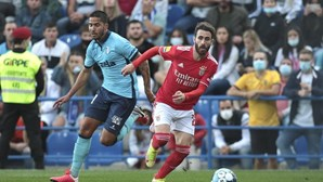 Milagre salva Benfica com golo no último minuto frente ao Vizela