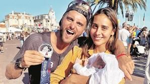 Tiago Teotónio Pereira participa no Ironman e recebe declaração de amor