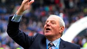 Walter Smith, ex-selecionador escocês e treinador do Rangers, morre aos 73 anos