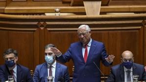 """André Ventura para Costa: """"Mesmo que em desespero o BE vote a favor deste Orçamento, o seu Governo acabou"""""""