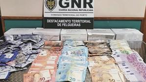 GNR apreende quatro mil preservativos e 27 mil euros em casa de alterne em Lousada