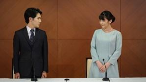 Princesa Mako do Japão diz sim ao amor e perde 12 milhões de euros