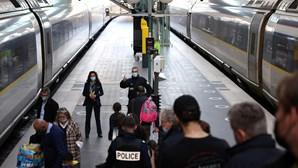 Ameaça de bomba obriga à evacuação da estação Gare du Nord em Paris