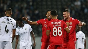 V. Guimarães 1-3 Benfica