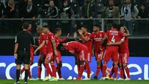 V. Guimarães 2-3 Benfica