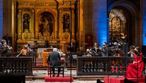 A Igreja de S. Roque será palco de vários concertos eruditos