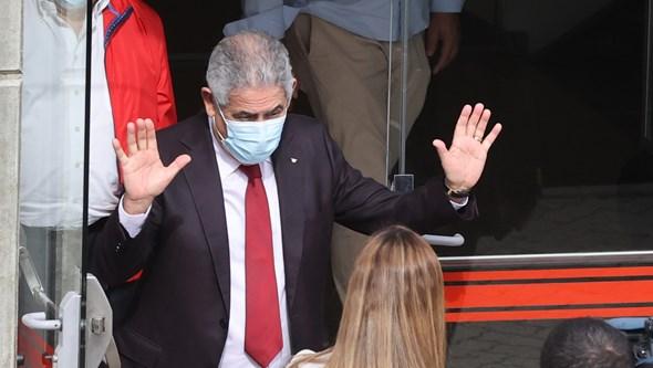 Benfica investiga cúmplices de Luís Filipe Vieira