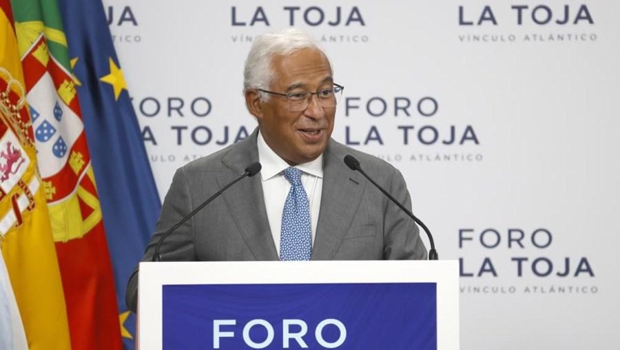 Costa considera que reservas de lítio em Portugal e Espanha são 'oportunidades de desenvolvimento'