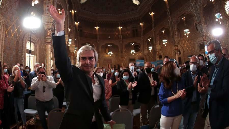 Nuno Melo oficializou no Porto a sua candidatura à liderança do CDS-PP
