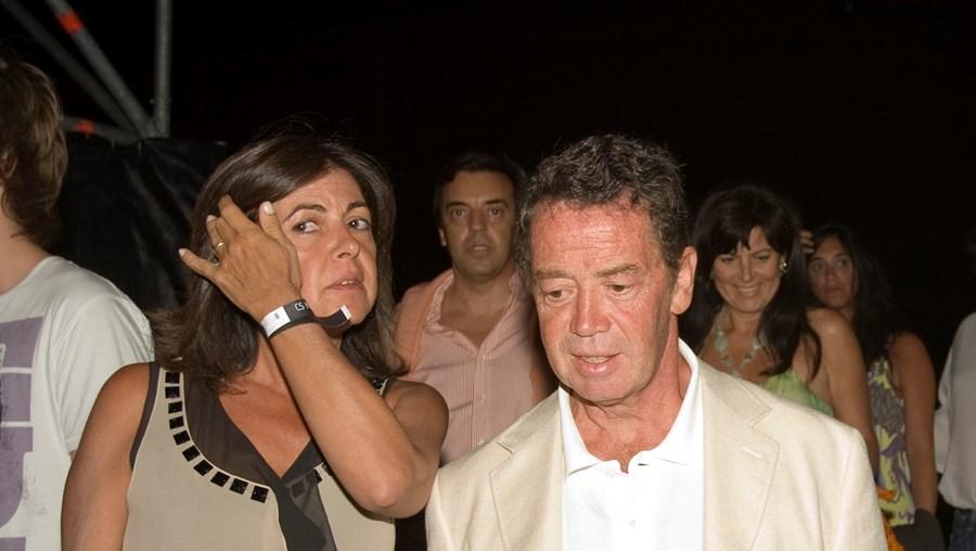 Alexandra Pinho e Manuel Pinho são ambos beneficiários da Tartaruga Foundation, offshore criada quatro dias antes de o marido ser ministro.