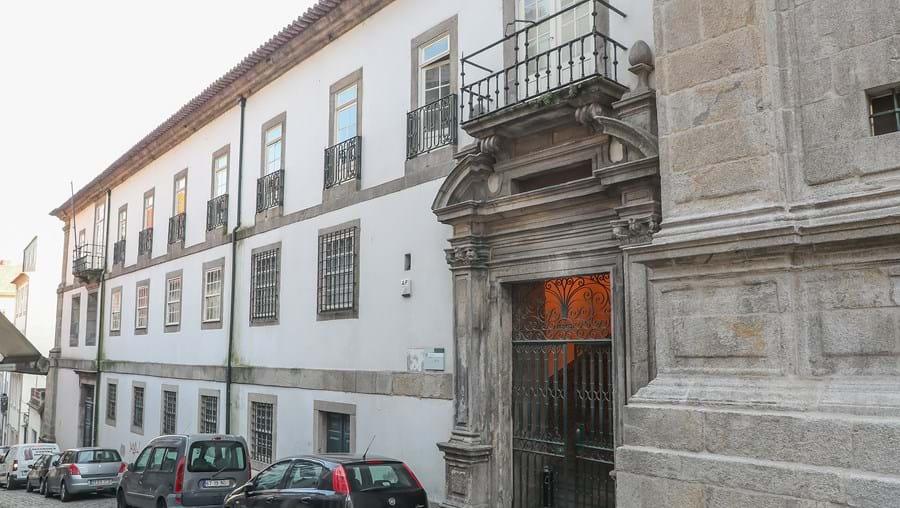 Tribunal de São João Novo, no Porto.